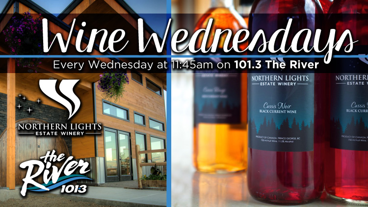 Wine Wednesday with Northern Lights Estate Winery