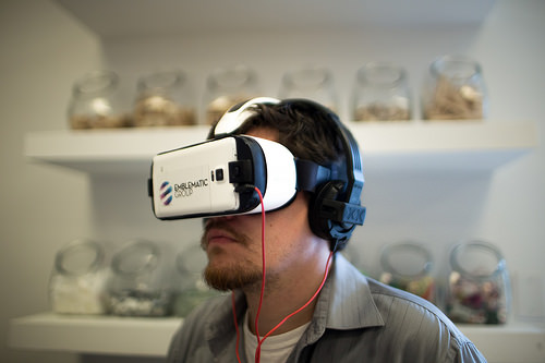 Virtual Reality is Enhancing Learning at the U of S