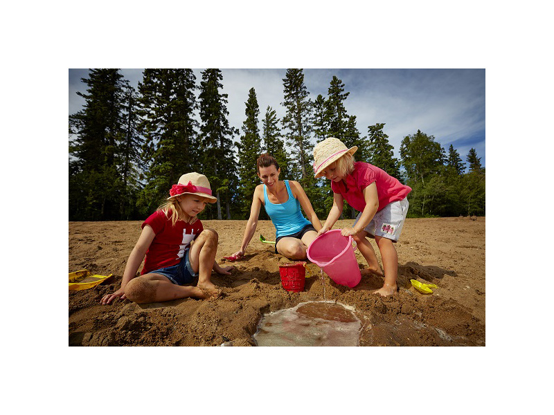 Three Campgrounds Open Early