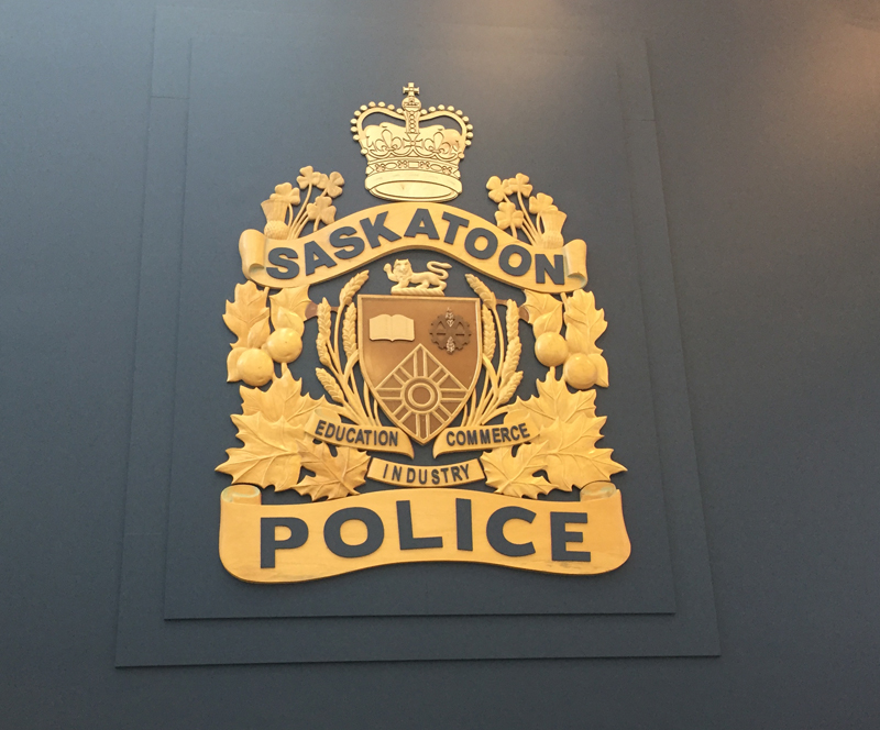 Man With Large Knife Arrested