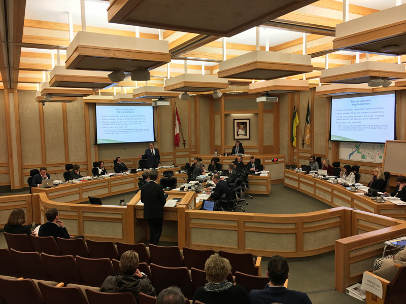 Storm Pond Safety Discussed at City Committee Meeting Today