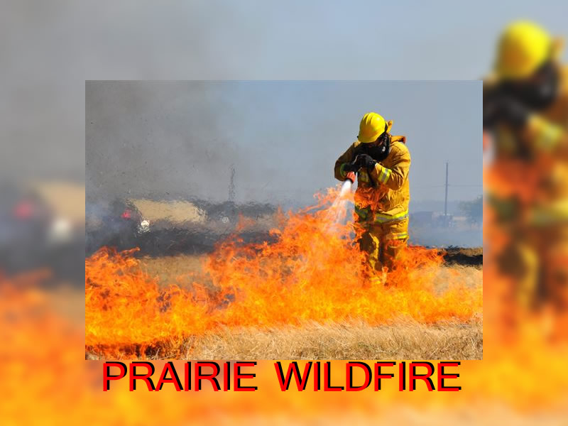 Dundurn Fire From An Exercise, Not A Controlled Burn