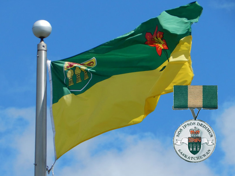 Recognizing Saskatchewan Volunteers