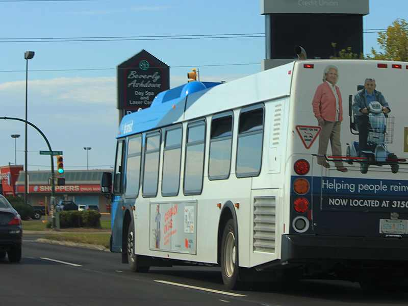Transit Changes Up For Discussion at Open House