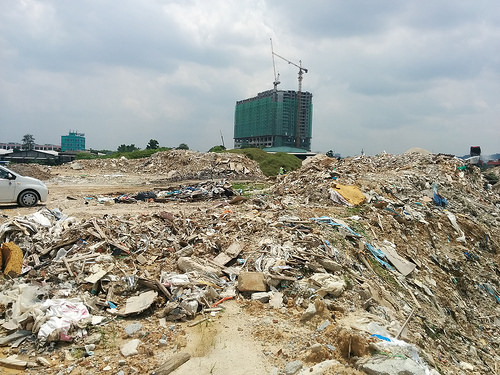 Landfill Visits Down in 2017 Compared to 2016