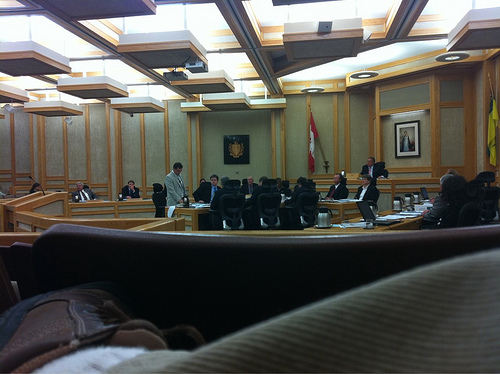 Council decides on Fire Pits, Storm Drains and Joni Mitchell