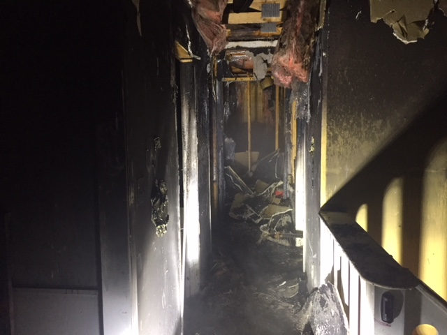 Fire Causes $200,000 damage
