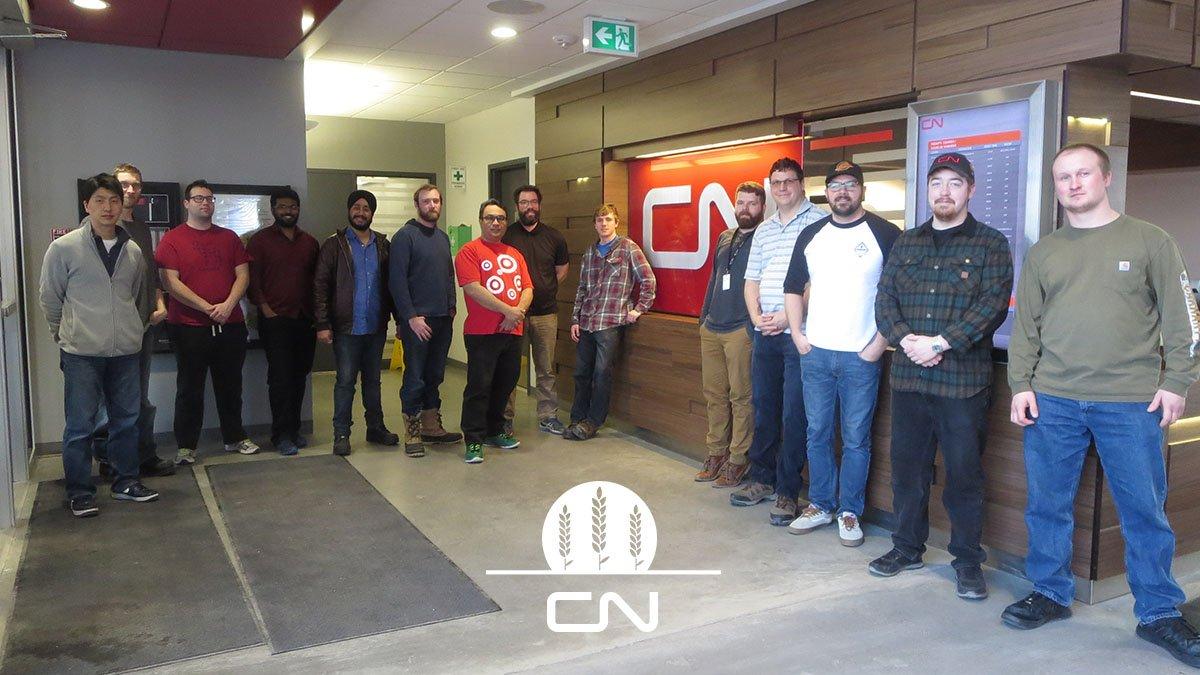 CN Rail Learning Lessons From Grain Backlog