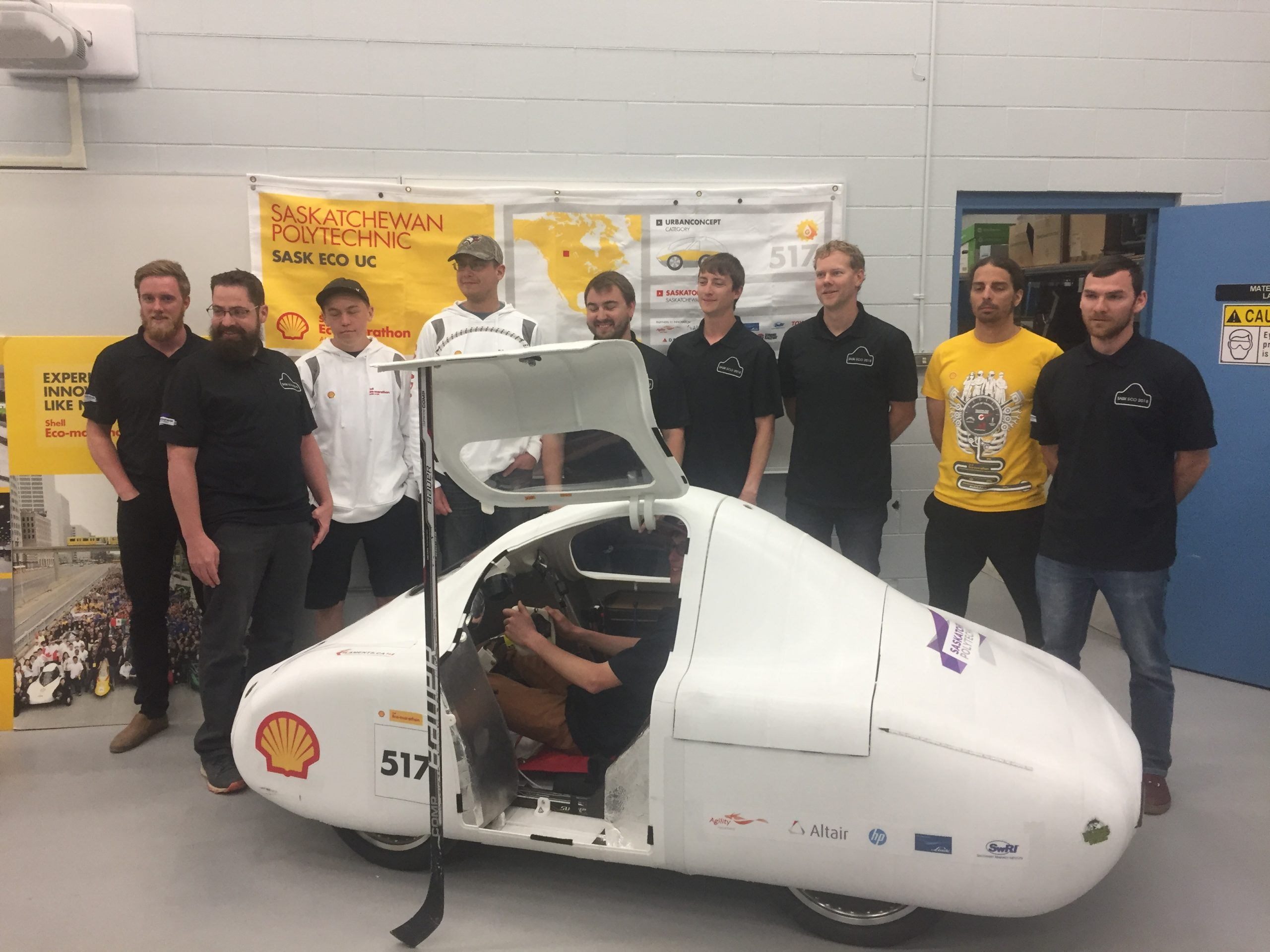 Sask Polytech Students Heading to London for World Final Race