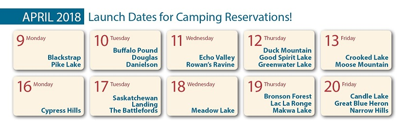 Forget the Weather, It's Almost Time to Book Those Camping Reservations