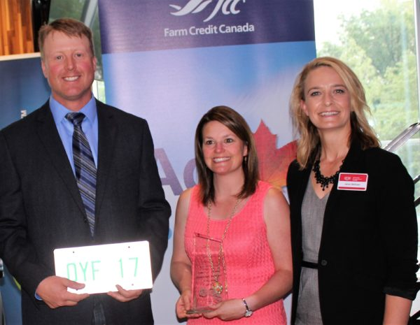 Saskatchewan Outstanding Young Farmers Award