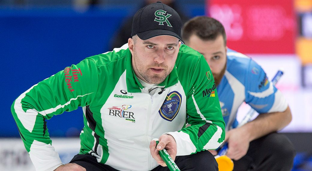Sask Champion Laycock Joining Jim Cotter's B-C Curling Team