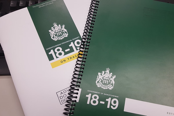 This Year's Provincial Budget Not As Austere