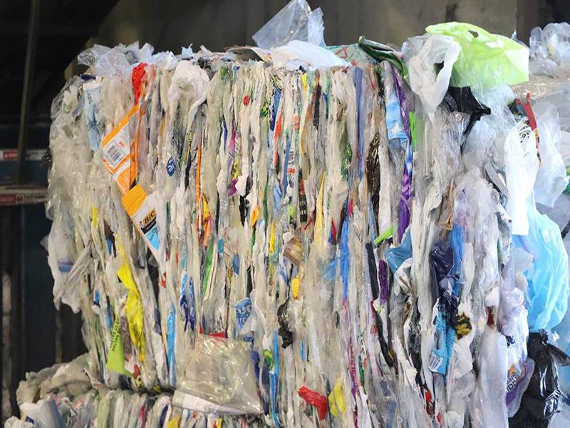 Plastic Bags No Longer Allowed in Saskatoon Blue Recycling Bins