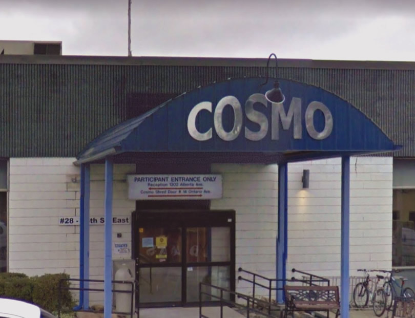 Cosmo Industries Hosts Open House