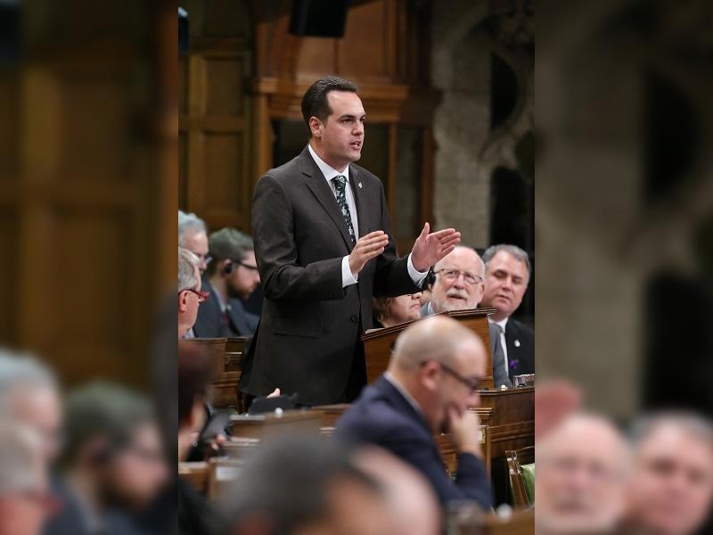 Regina NDP MP Expelled From Caucus