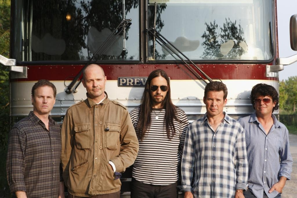 The Tragically Hip are coming!
