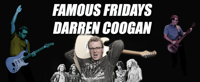 Famous Fridays with Darren Coogan
