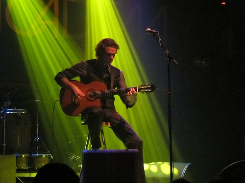 Jesse Cook Live Studio Performance