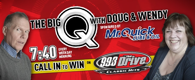 The Big Q with Doug and Wendy