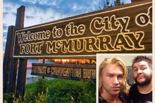 Canadian WWE Superstars start a GoFundMe account to help those in Fort McMurray