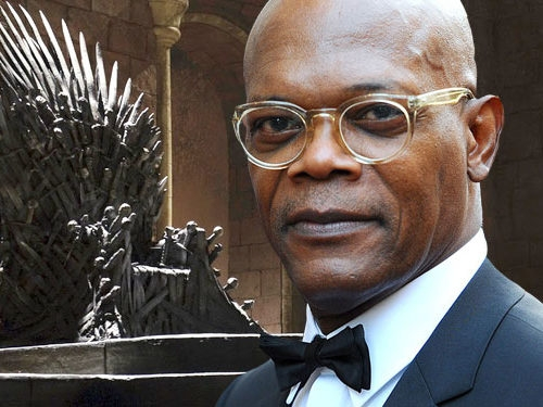 Samuel L. Jackson gets you up to speed on G.O.T. (N.S.F.W.)