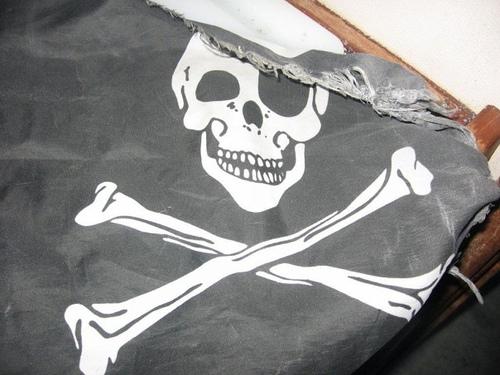 Darren Coogan and his Pirate Pack!