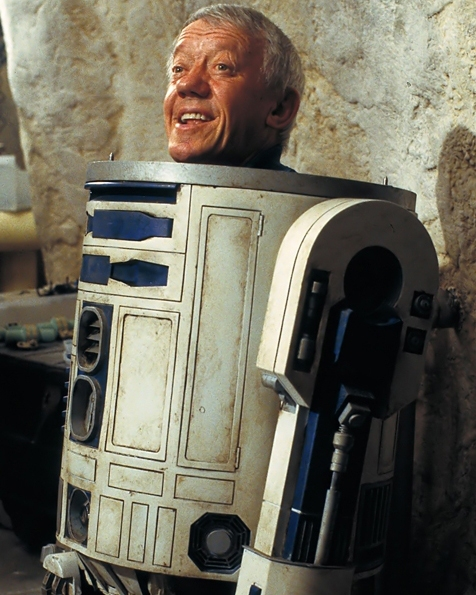 Original R2-D2 actor has passed away at the age of 81
