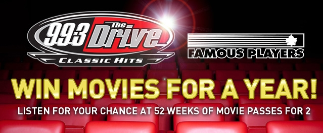 Drive's Movies For A Year