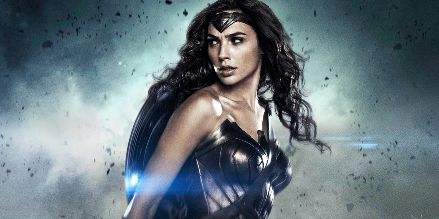 Wonder Woman looks pretty awesome!