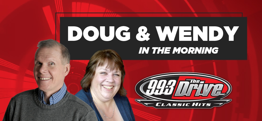 Doug and Wendy in The Morning