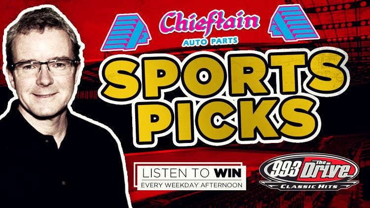 Sports Picks with Darren Coogan