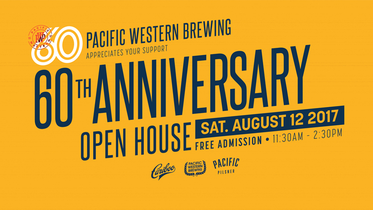 Pacific Western Brewing – CELEBRATING 60 YEARS
