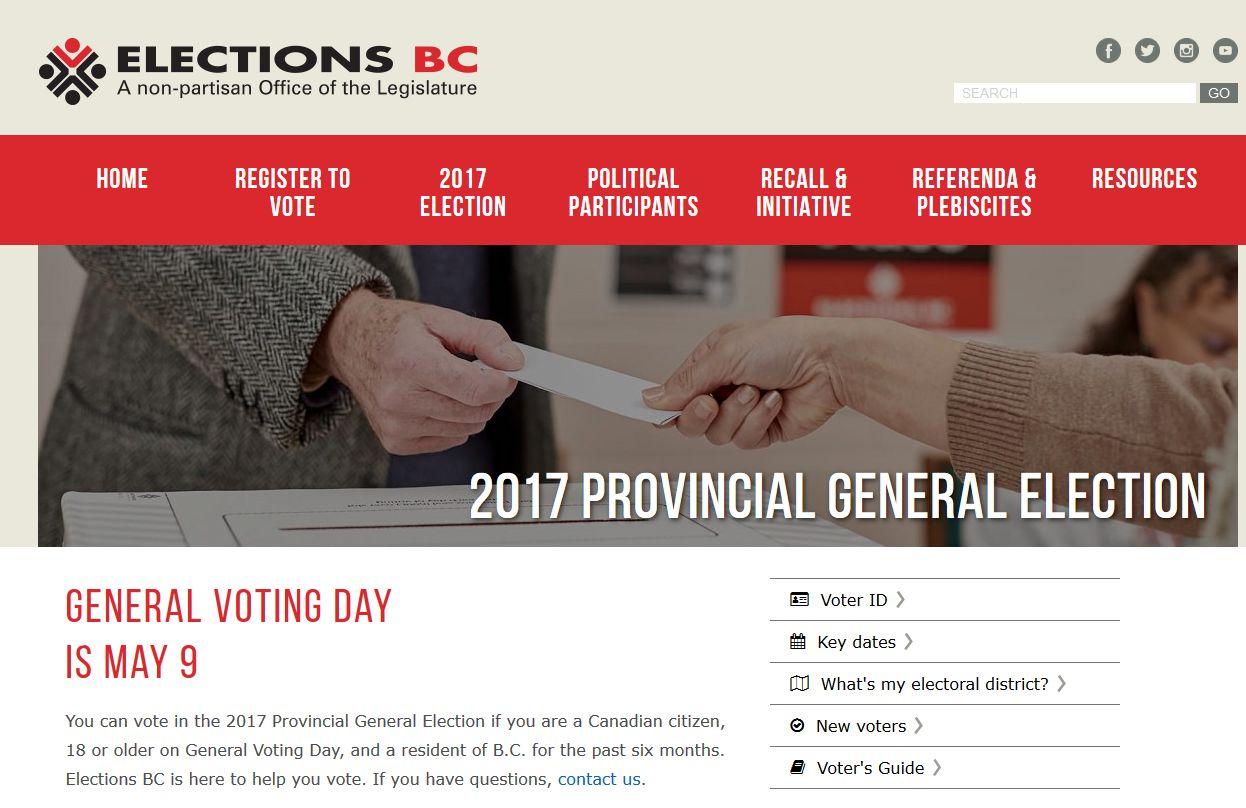 electionsbc2017