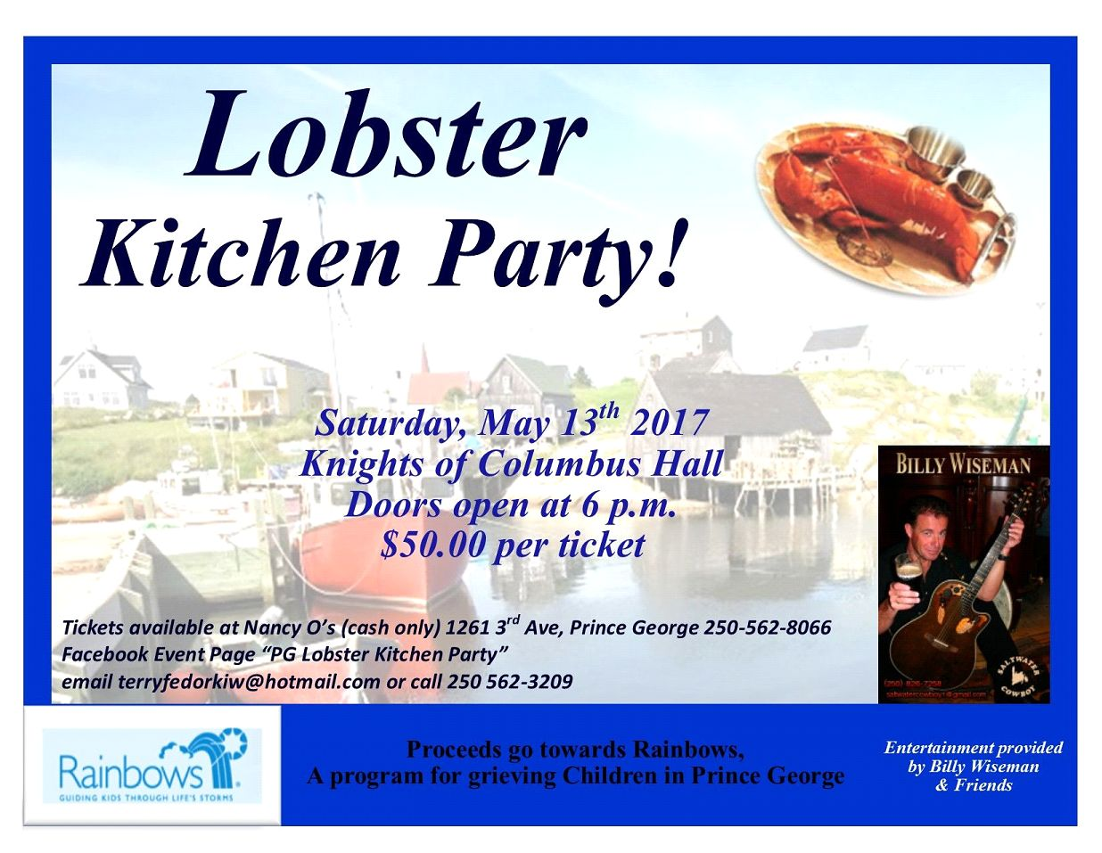 lobsterkitchenparty