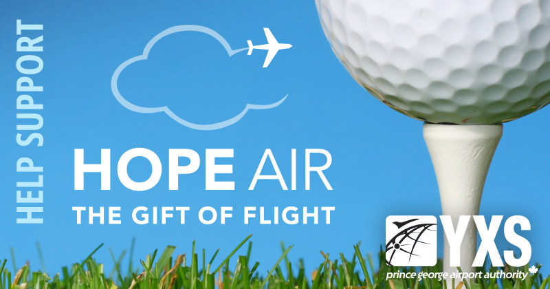 Prince George Airport Authority's 15th Annual Charity Golf Tournament