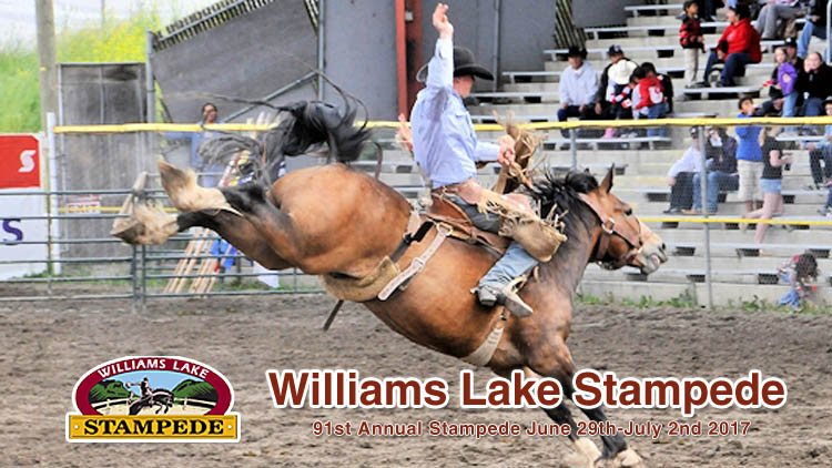 91st Annual Williams Lake Stampede