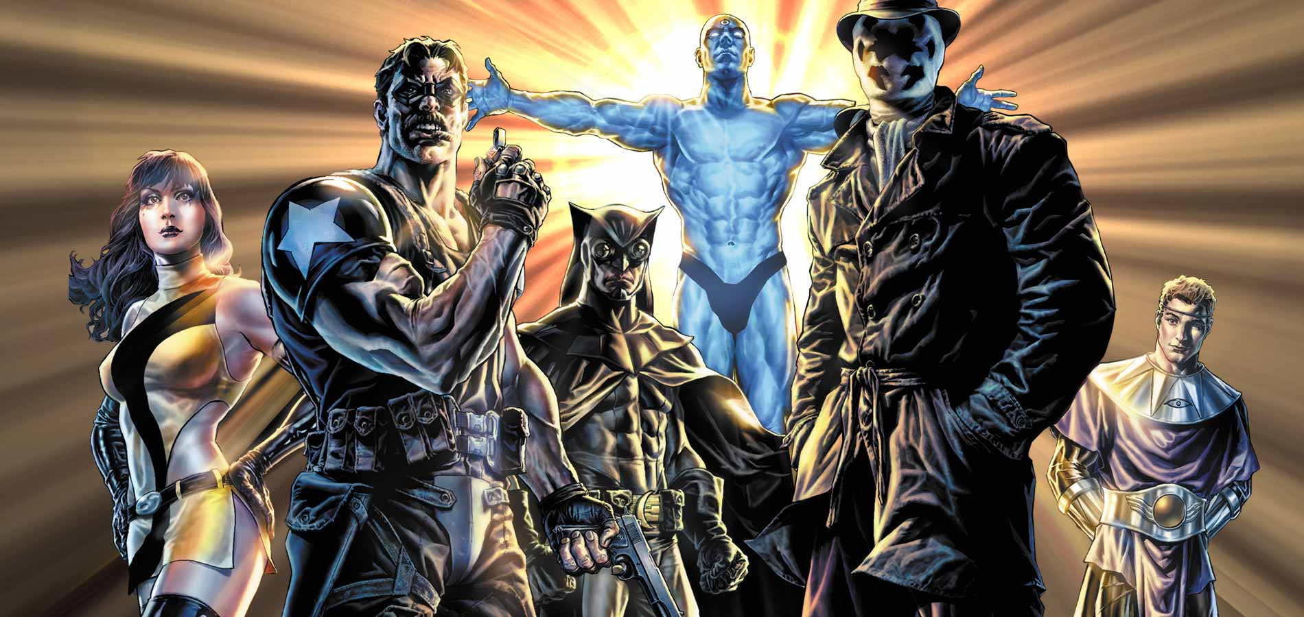 Weekend Hollywood News - The Watchmen are coming to TV - June 25, 2017