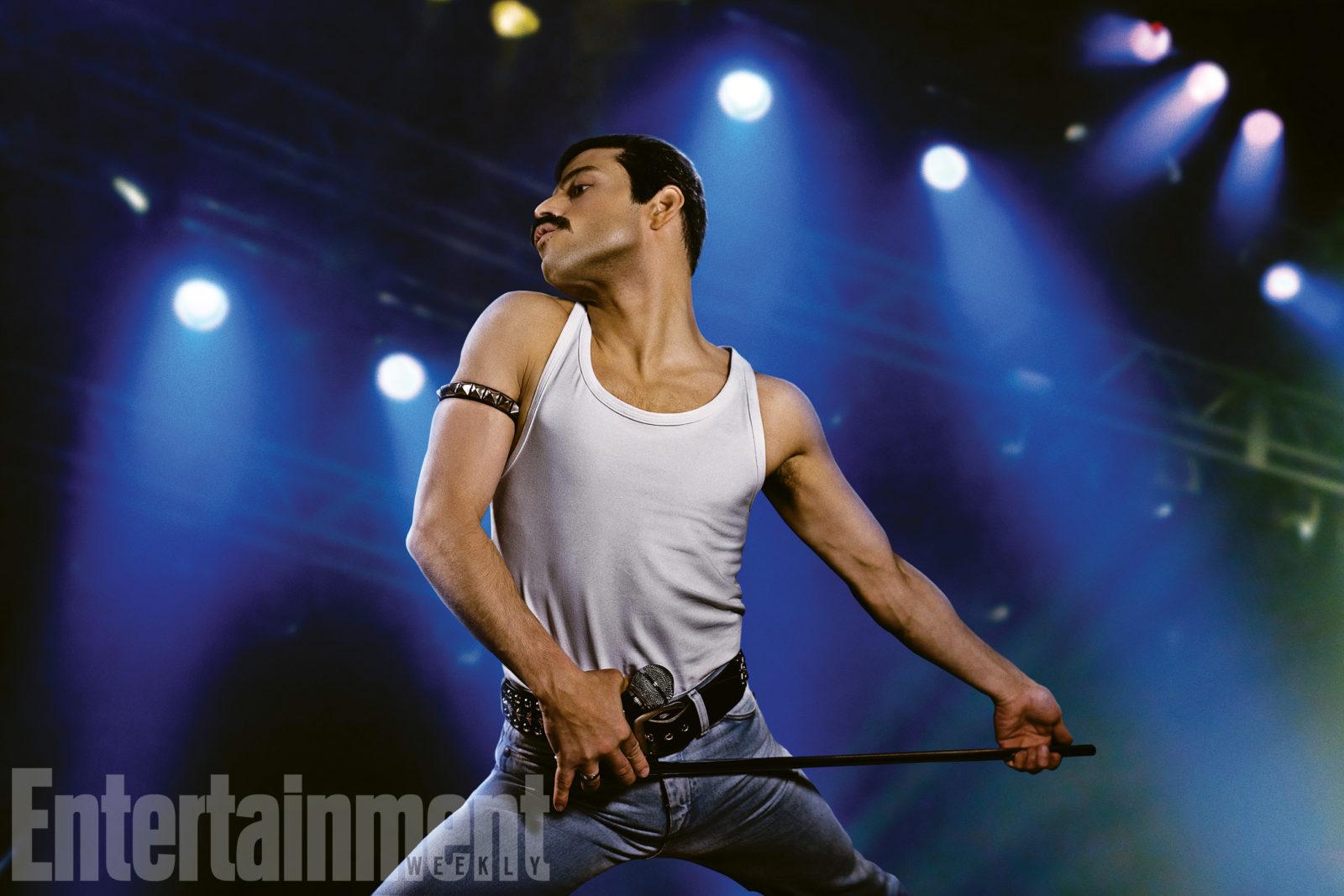 Bohemian RhapsodyRami Malek