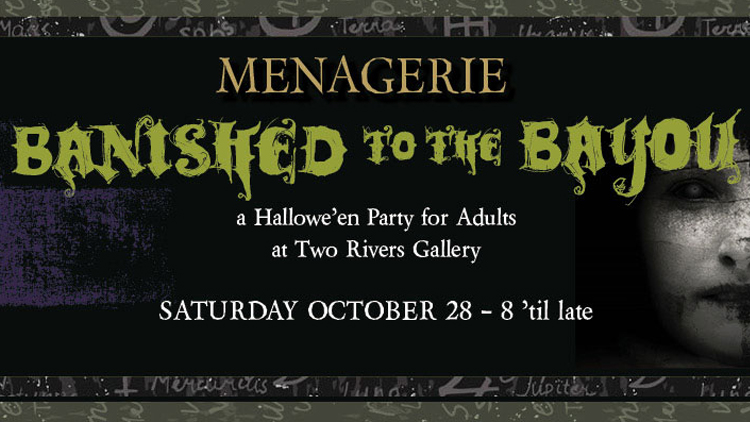 Menagerie: Banished to the Bayou