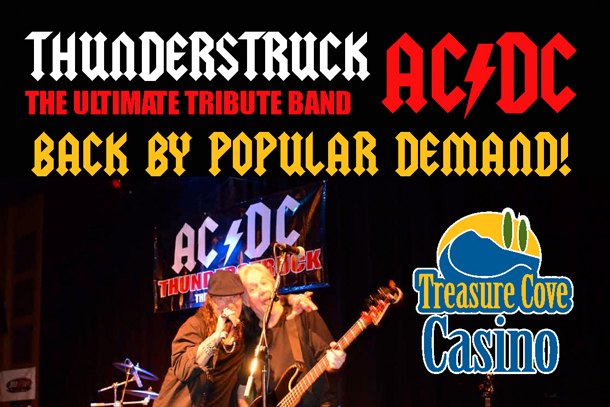 Three Amigos Entertainment Presents: Thunderstruck
