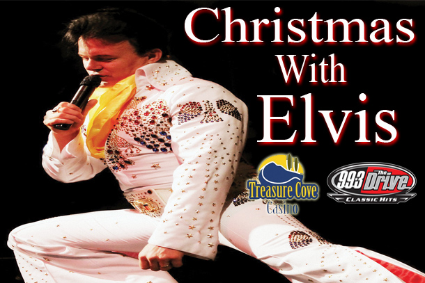 Amigo's Entertainment: Elvis Elite – Steve Elliott Christmas with the King