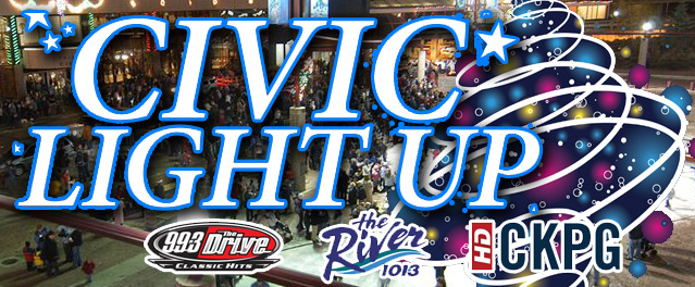 24th Annual Civic Light Up