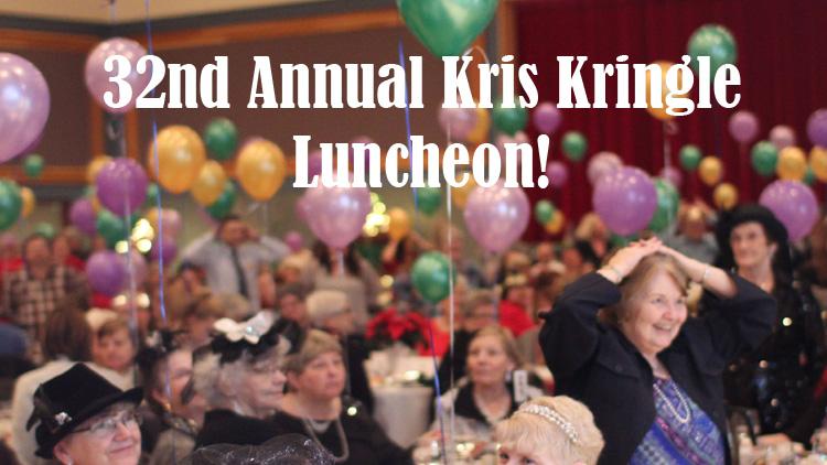 32nd Annual Kris Kringle Luncheon