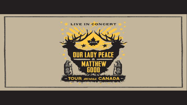 Our Lady Peace with Matthew Good Live in Concert