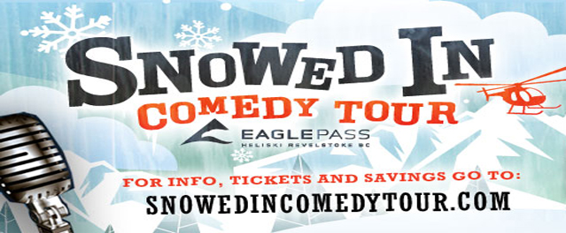 Snowed In Comedy Tour 10th Anniversary