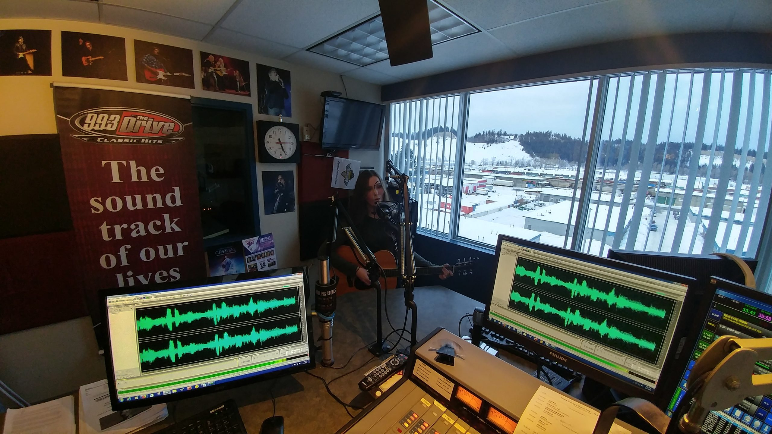 """Local Performers """"Live on The Drive!"""""""