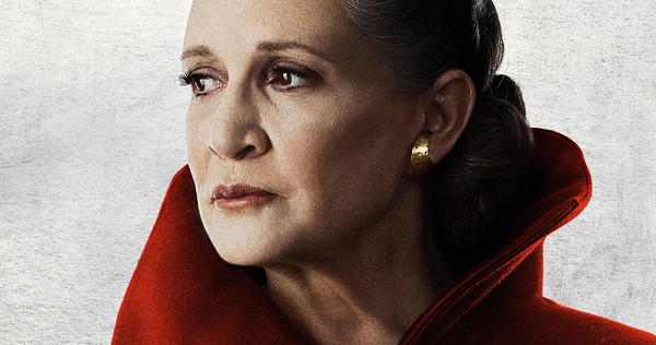 Hollywood Weekend News : April 8, 2018 - No replacing Carrie Fisher