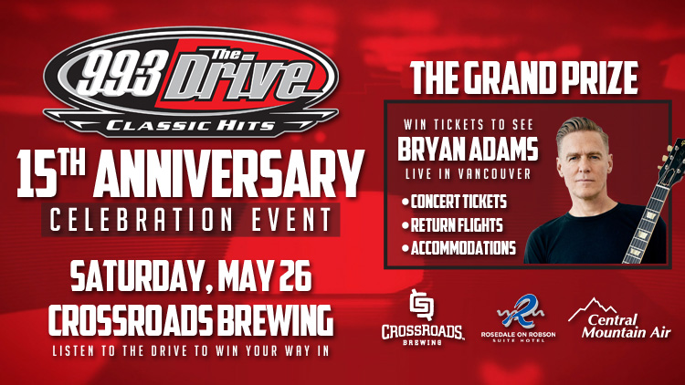 Feature: http://www.993thedrive.com/2018/04/30/99-3-the-drives-15th-anniversary-celebration/