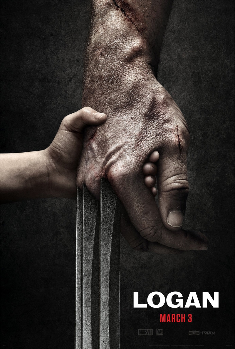 NEW WOLVERINE MOVIE 'LOGAN'